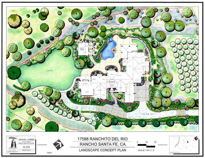 Site Plan Floor Plan Landscape Plan Pictures to pin on